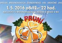 Festival minipivovarů 2.První Pivní Máj