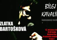 Bílej kavalír - šansonový recitál Zlatky Bartoškové
