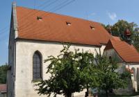 Kostel sv. Petra a Pavla, Stráž nad Nežárkou