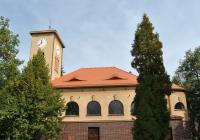 Kostel sv. Anežky České, České Velenice