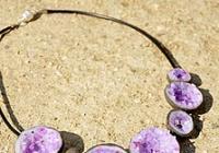 Fimodílna 4. - Ametystový náhrdelník
