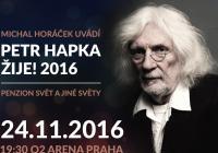 Letošní vzpomínka na Petra Hapku láká na Basikovou, Rumla, Krajča i Dyka