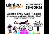 Aimtec Open Race - Cyklomaraton Plzeň-Brno-Plzeň