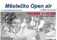 Městečko Open air 2016
