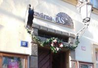Kavárna Čas, Praha 1