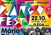 Django Fest - gypsy, django jazz, alternative