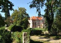 Zámecký park Vrchotovy Janovice