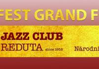 Grand Finale 38. ročníku Mezinárodního jazzového festivalu Praha