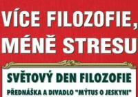 Více filozofie, méně stresu