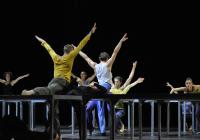 William Forsythe / Rafael Bonachela / Dresden Frankfurt Dance Company