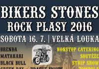 Bikers Stones Rock Plasy 2016