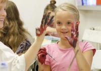 Letní malířský plenér pro děti a mládež
