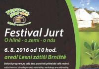 Festival jurt - O hlíně, o zemi, o nás