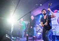 Koncert skupiny V-Rock