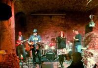 Koncert skupiny The Slipy Band Praha