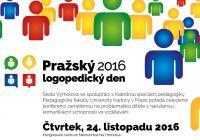 Pražský logopedický den 2016