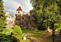 Zřícenina hradu Klenová, Klenová