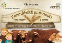 Farmářské slavnosti pro rodiny s dětmi na Náchodsku