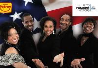 Adventní gospely - Stella Jones & The Gospel Singers (USA)