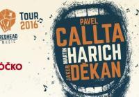 Harich, Callta, Děkan – Redhead Tour 2016