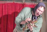 Peklo s ježibabou - divadlo pro děti
