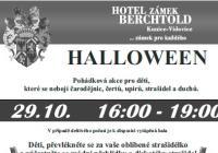 Dýňový víkend a Halloween pro děti na Berchtoldu