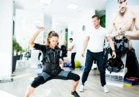 Den otevřených dveří v pražském fitness studiu BodyBody Florentinum