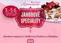 Jahodové speciality 3.-5.6.2016