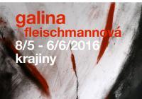 Galina Fleischmannová - krajiny
