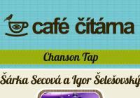 koncert Chanson Tap v Café čítárna
