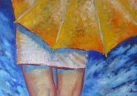 Výstava obrazů, Magdalena Křenková Florianová, Michaela Křenková, Strahovský klášter