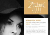 Sparkling night - degustačná večera s koncertom