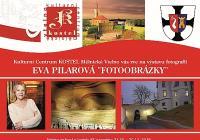 Vernisáž výstavy fotografií Evy Pilarové
