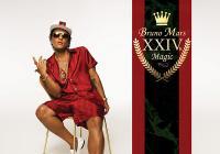 Bruno Mars odtajnil obsah nové desky. Bude na ní pouze devět písní