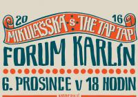 Mikulášský koncert kapely The Tap Tap