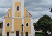 Kostel svatého Jakuba Většího, Benešov nad Černou