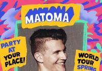 Norský DJ a producent Matoma se v únoru poprvé představí v Praze