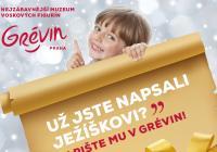 Už jste napsali Ježíškovi? Vánoční dílničky v Grévin Praha