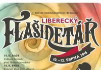Liberecký flašinetář 2016