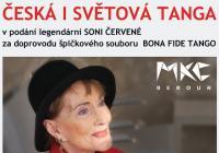 Soňa Červená a Bona Fide Tango