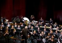 Zahajovací koncert Musica Orbis 2016: University of North Carolina Greensboro Wind Symphony