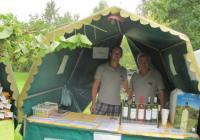 Třetí ročník hrušeckého vinobraní