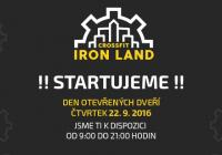 Den otevřených dveří CrossFit Iron Land