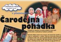 Čarodějná pohádka - Divadýlko Mrak