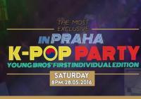 Young Bros K-Pop párty