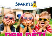 Den dětí v Domě hraček Sparkys