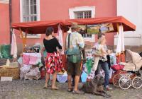 Podzimní trh v klášteře