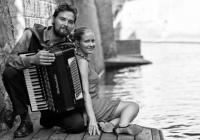 Koncert ArtCafé - Viktorie Dugranpere & František Tomášek