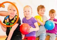 Lekce cvičení pro děti a volné hodiny plavání zdarma