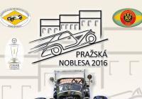 Pražská Noblesa 2016 ve Žlutých lázních